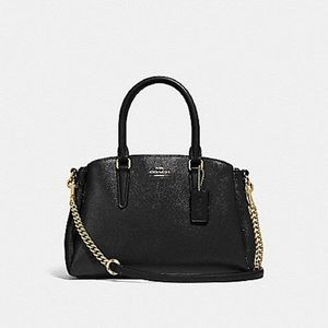 COACH SAGE TWO WAY SATCHEL HANDBAG